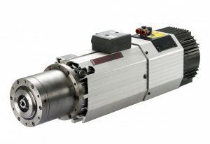 Промышленный электрошпиндель с автоматической сменой инструмента